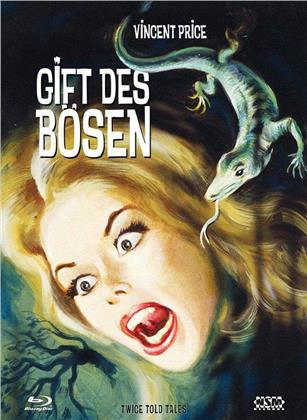 Gift des Bösen (1963) (Cover D, Limited Edition, Mediabook, Blu-ray + DVD)
