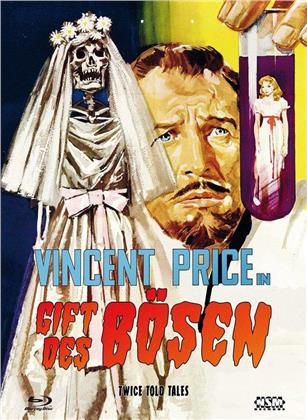 Gift des Bösen (1963) (Cover F, Limited Edition, Mediabook, Blu-ray + DVD)