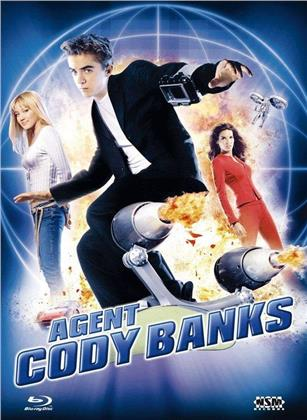 Agent Cody Banks (2003) (Cover B, Limited Edition, Mediabook, Blu-ray + DVD)