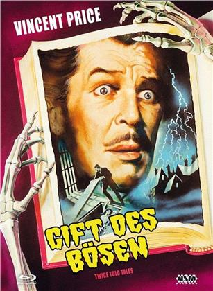 Gift des Bösen (1963) (Cover A, Limited Edition, Mediabook, Blu-ray + DVD)
