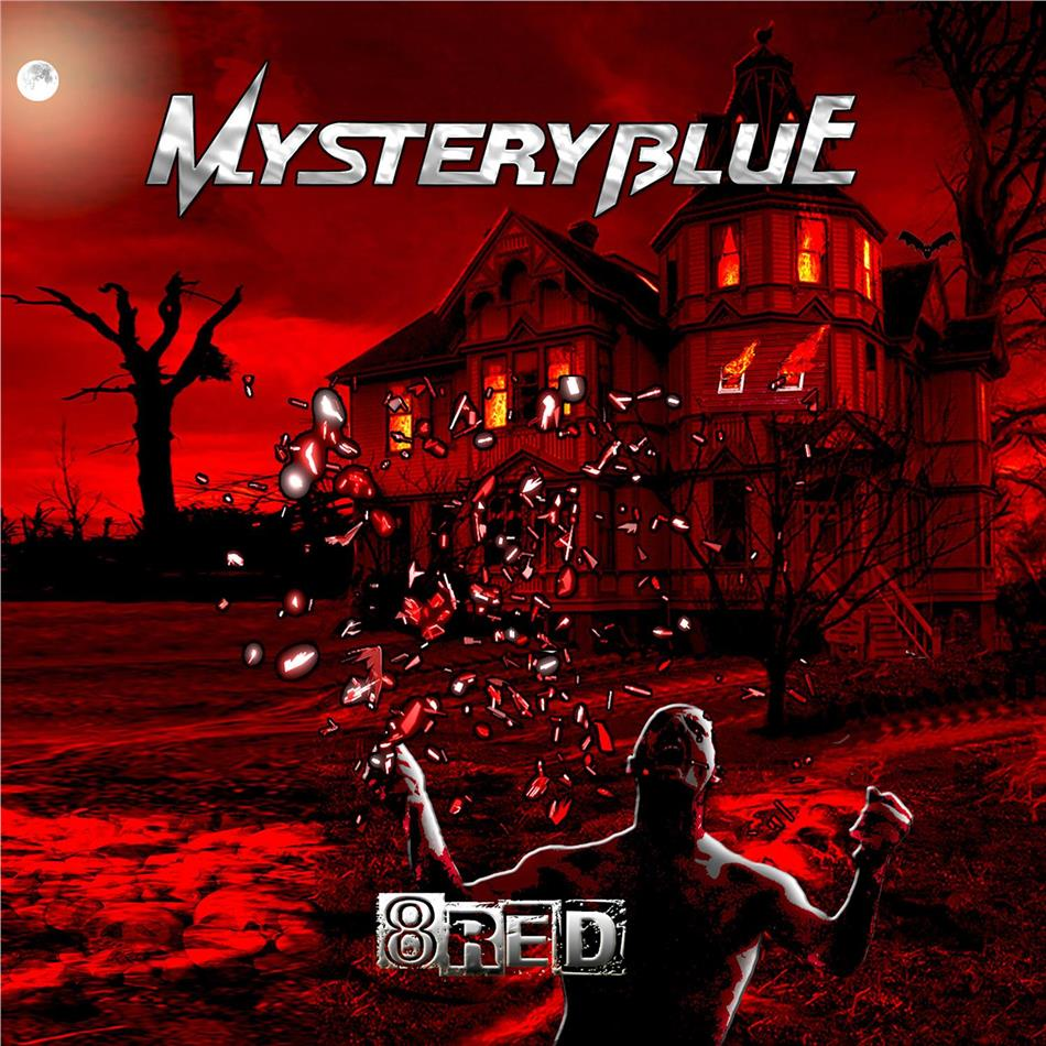 Mystery Blue - 8Red