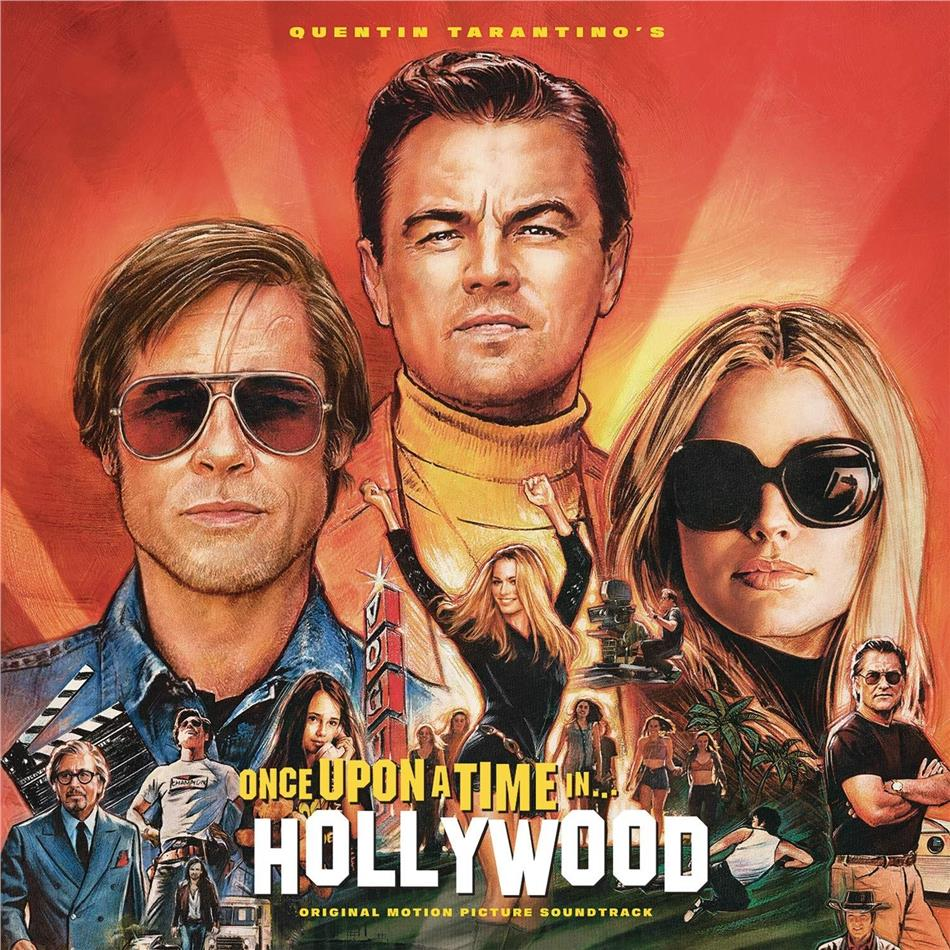 Quentin Tarantino's Once Upon a Time in Hollywood - OST