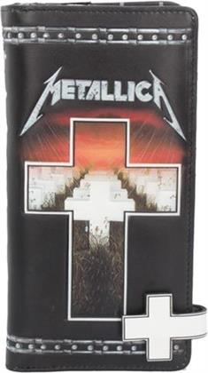 Metallica - Master Of Puppets (Embossed Purse)