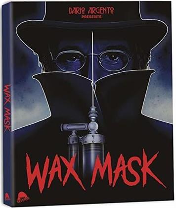 The Wax Mask (1997) (Edizione Limitata, Blu-ray + CD)