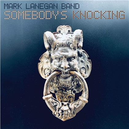 Mark Lanegan - Somebody's Knocking (Pink Vinyl, LP)