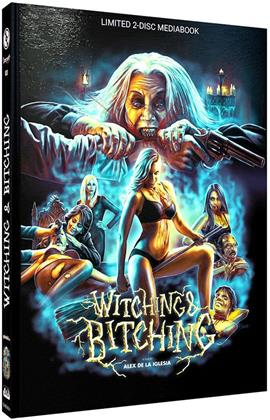 Witching and Bitching (2013) (Cover A, Edizione Limitata, Mediabook, Uncut, Blu-ray + DVD)