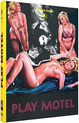 Play Motel (1979) (Cover A, Limited Edition, Mediabook, Blu-ray + DVD)