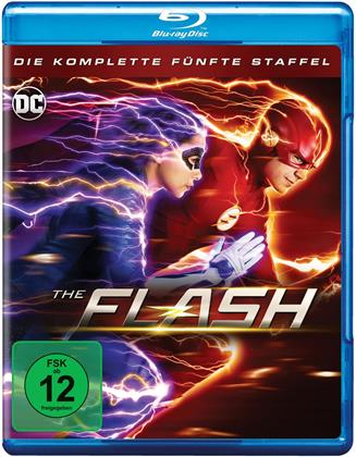 The Flash - Staffel 5 (4 Blu-rays)