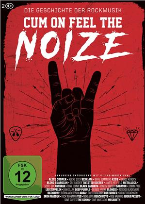 Cum On Feel The Noize - Die Geschichte der Rockmusik (2017) (2 DVDs)