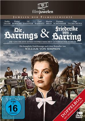 Die Barrings / Friederike von Barring (Filmjuwelen, 2 DVDs)