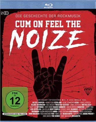 Cum On Feel The Noize - Die Geschichte der Rockmusik (2017) (2 Blu-rays)