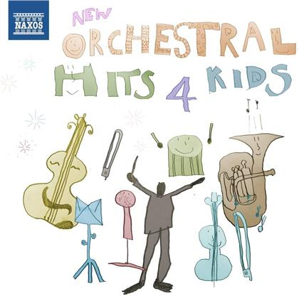Hagfors, Norwegian Radio Orch & Eljas - New Orchestral Hits 4 Kids (LP)