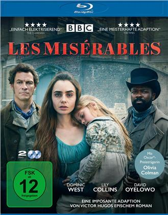 Les Miserables - Mini-Serie (2018) (2 Blu-rays)
