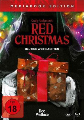 Red Christmas - Blutige Weihnachten (2016) (Limited Edition, Mediabook, Blu-ray + DVD)
