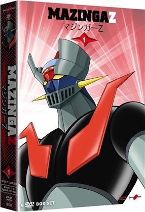 Mazinga Z - Vol. 1 (6 DVDs)