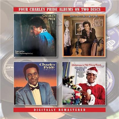 Charley Pride - Burgers And Fries/When I Stop Leaving (2 CDs)