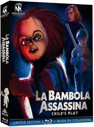 La bambola assassina (1988) (Midnight Classics, Limited Edition, 2 Blu-rays)