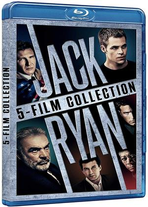Jack Ryan - 5-Film Collection (5 Blu-ray)