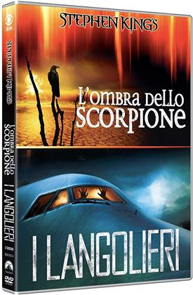 Stephen King - Mini Serie Collection (I Langolieri + L'ombra dello Scorpione) (3 DVDs)