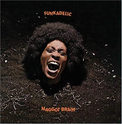 Funkadelic - Maggot Brain (2019 Reissue, 4 Men With Beards, Colored, LP)