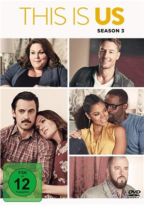 This Is Us - Staffel 3 (5 DVDs)