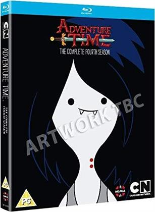Adventure Time - Season 4 (2 DVDs)