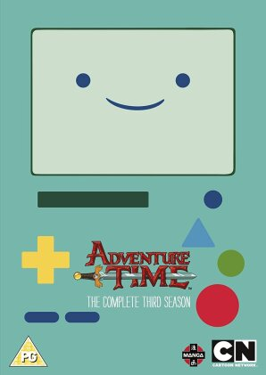 Adventure Time - Season 3 (2 DVDs)