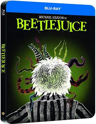 Beetlejuice (1988) (Limited Edition, Steelbook)