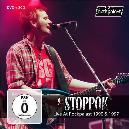 Stoppok - Live At Rockpalast 1990 & 1997 (CD + DVD)