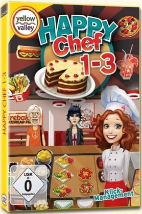 Happy Chef 1-3