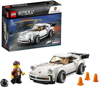 1974 Porsche 911 Turbo 3.0 - Lego Speed Champions