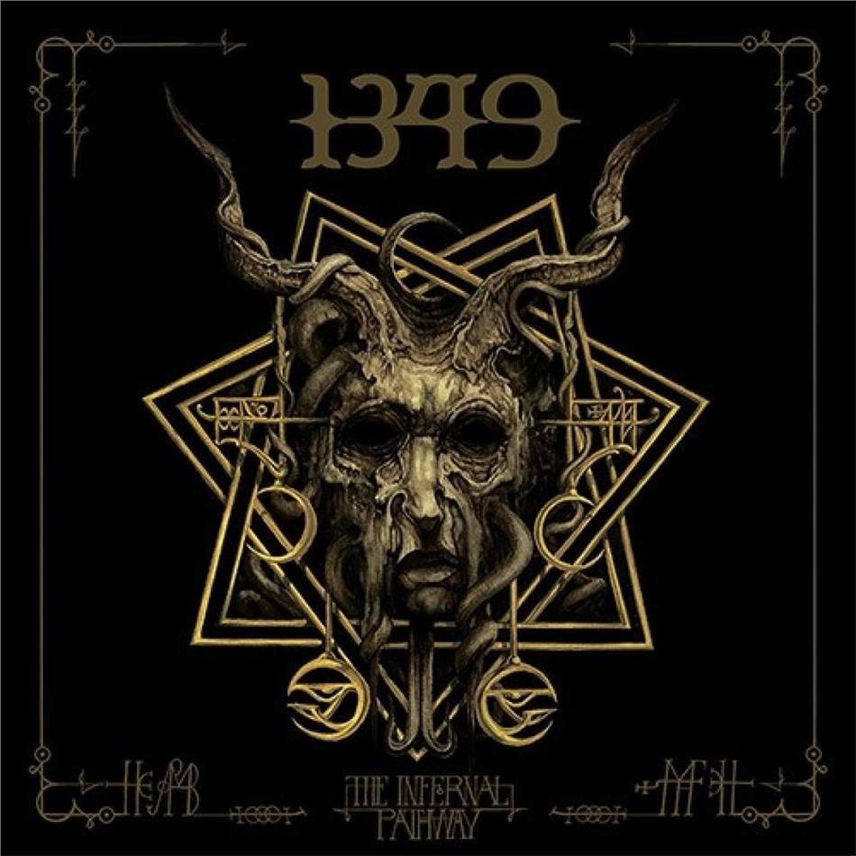 1349 - The Infernal Pathway (Silver Vinyl, 2 LPs)