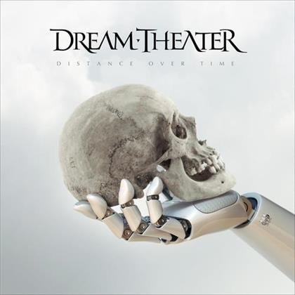 Dream Theater - Distance Over Time (Inside Out U.S., CD + Blu-ray)