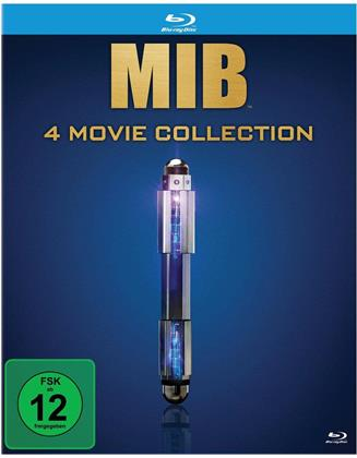 Men in Black - 4 Movie Collection (Limited Edition, 4 Blu-rays)