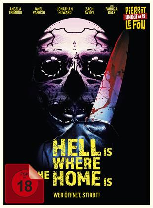 Hell Is Where The Home Is (2018) (Edizione Limitata, Mediabook, Blu-ray + DVD)