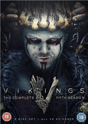 Vikings - Season 5 Vol. 1+2 (6 DVDs)