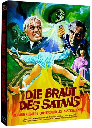 Die Braut des Satans (1976) (Cover A, Hammer Edition, Limited Edition, Mediabook, Uncut)