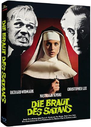 Die Braut des Satans (1976) (Cover B, Hammer Edition, Limited Edition, Mediabook, Uncut)