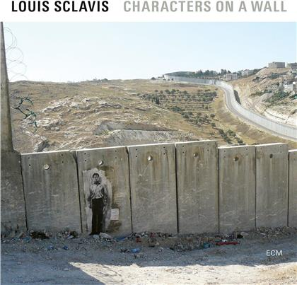 Louis Sclavis - Characters On A Wall (LP)
