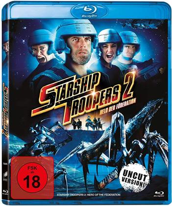 Starship Troopers 2 - Held der Föderation (2004) (Uncut)