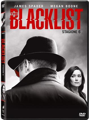 The Blacklist - Stagione 6 (6 DVD)