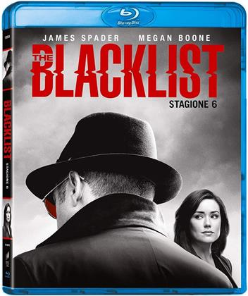 The Blacklist - Stagione 6 (6 Blu-ray)