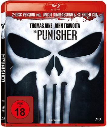 The Punisher (2004) (Extended Cut, Uncut, 2 Blu-ray)
