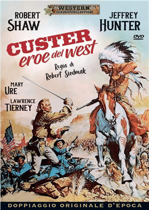 Custer eroe del West (1967) (Western Classic Collection, Doppiaggio Originale D'epoca)