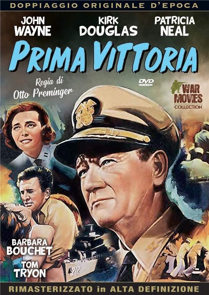 Prima vittoria (1965) (War Movies Collection, Doppiaggio Originale D'epoca, HD-Remastered, n/b)