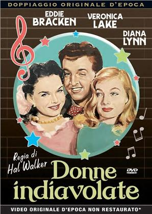 Donne indiavolate (1945) (Rare Movies Collection, Doppiaggio Originale D'epoca, s/w)