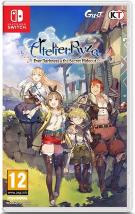 Atelier Ryza - Ever Darkness & the Secret Hideout