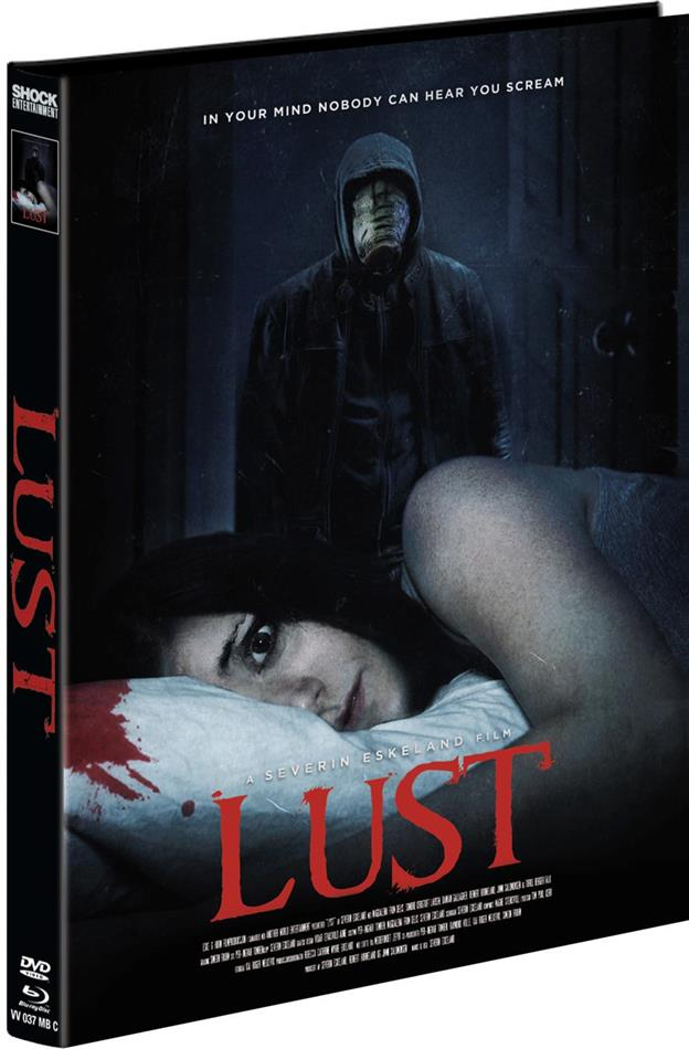 Lust (2017) (Cover C, Limited Collector's Edition, Mediabook, Blu-ray + DVD)