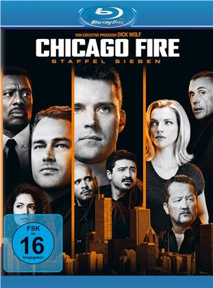 Chicago Fire - Staffel 7 (6 Blu-rays)