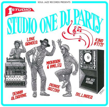 Studio One DJ Party (2 LPs)